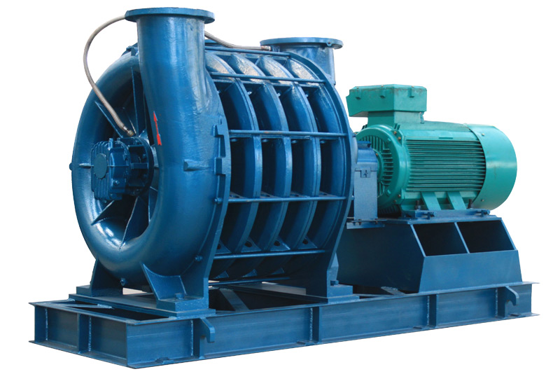 تصفیه هوا - کمپرسور فشار بالا