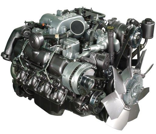 ساختار موتور دیزلی موتور دیزل